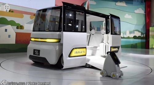 خودروی مفهومی IcoIco از دایهاتسو
