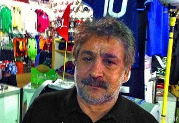 جوجه تیغی فوتبال ایران در تور پرسپولیس + عکس