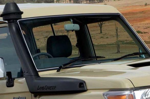 اسنورکل در خودروهای آفرود چیست؟