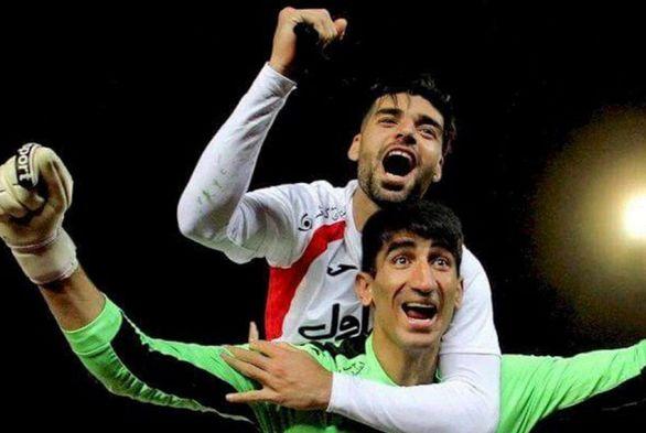 حضور مهدی طارمی در انتخابات فوتبالی پرتغال ( عکس)