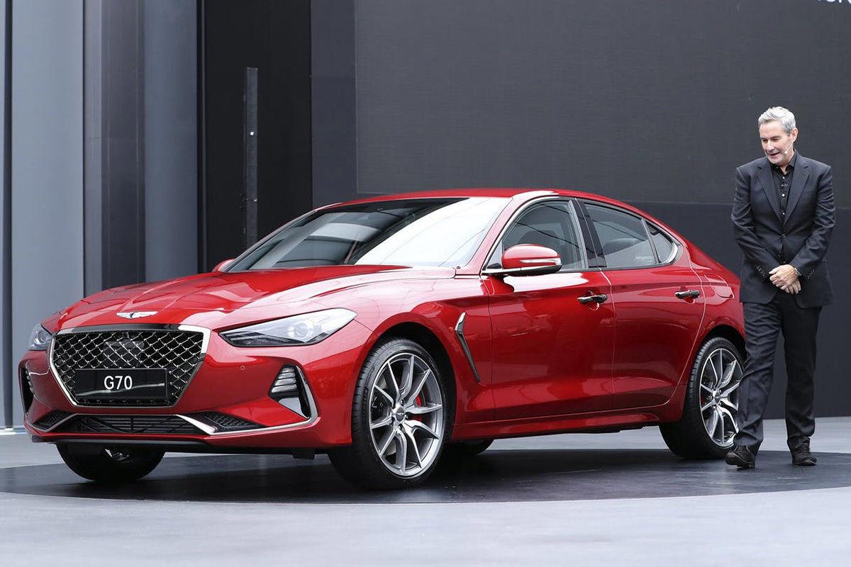 Luc Donckerwolke Hyundai / لوک دانکرولک هیوندای