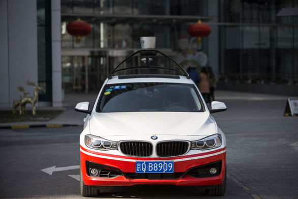 بایدو غول اینترنت چین هم خودروی خودران می سازد