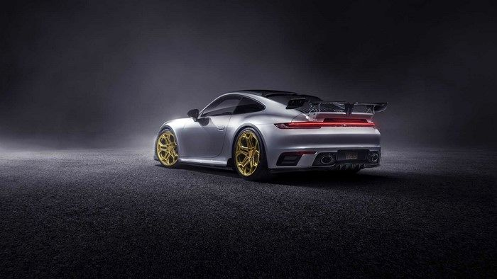 Porsche 911 by TechArt