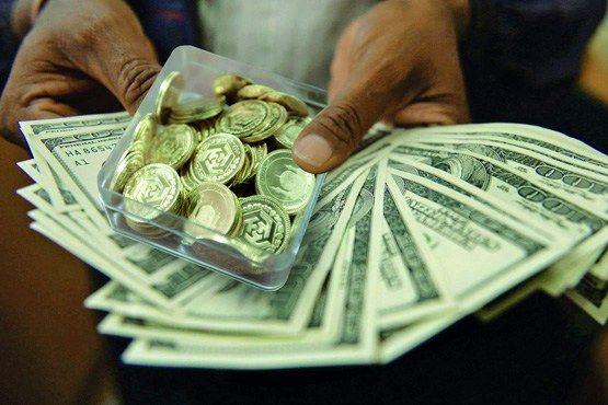 امروز در بازار ارز و سکه چه خبر بود؟ چهارشنبه 24 بهمن