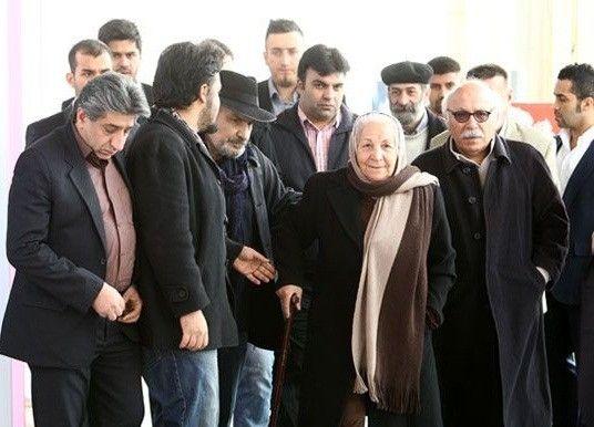 یکی دیگر از مادران دوست داشتنی سینمای ایران درگذشت + عکس