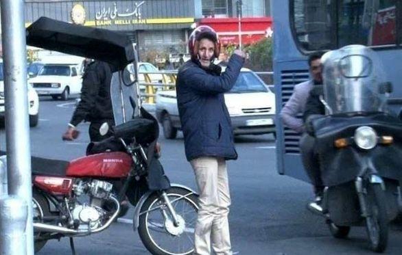 اقدام ارزشمند محمد نادری برای کمک به پیشکسوت پرسپولیس