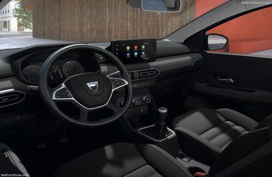 داچیا ساندرو مدل 2021