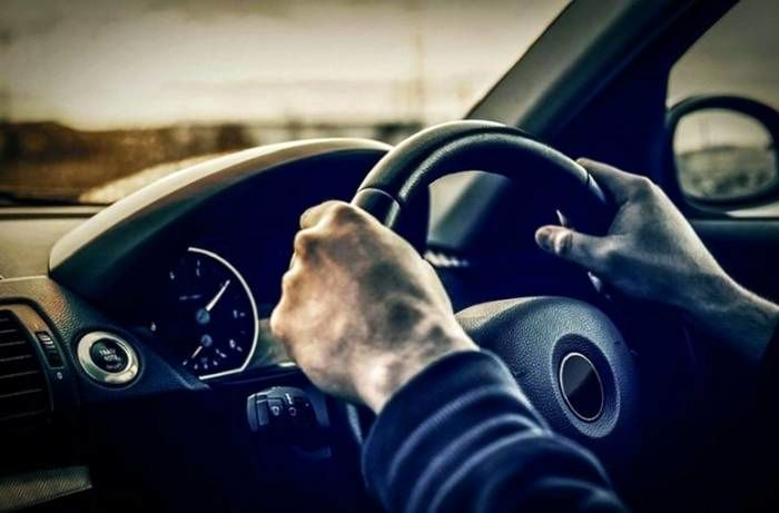 محکم بودن در رانندگی