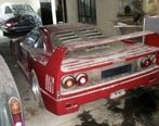 خودرو فراری کلاسیک پسر صدام کشف شد (عکس)