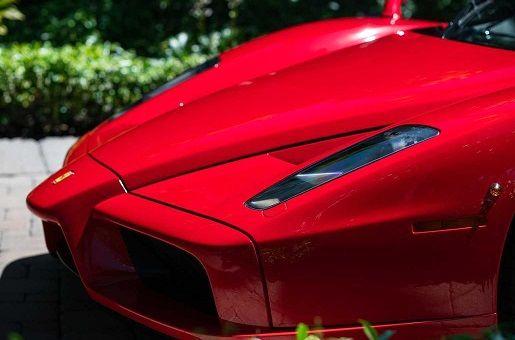 فراری انزو گران ترین خودروی فروخته شده در حراجی آنلاین