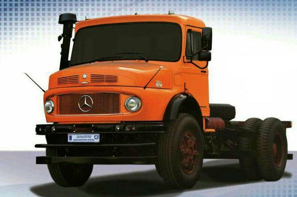 قیمت جدید انواع کامیون در بازار (آذر 98)