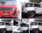 3 عامل بروز حادثه برای خودرو رئیس تامین اجتماعی