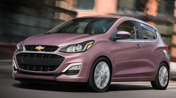 بررسی مشخصات شورولت اسپارک   ارزان ترین خودروی بازار آمریکا