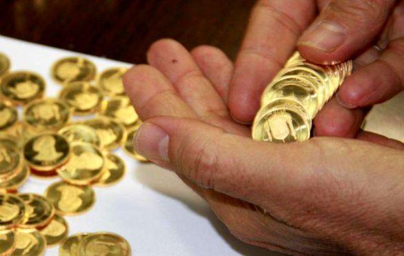 ریزش قیمت سکه طلا به زیر 10 میلیون تومان