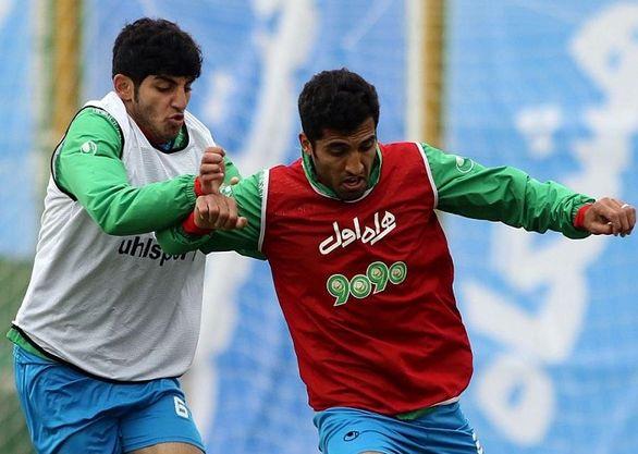 رقابت شدید دو پرسپولیسی در تیم ملی بر سر جایگاه فیکس