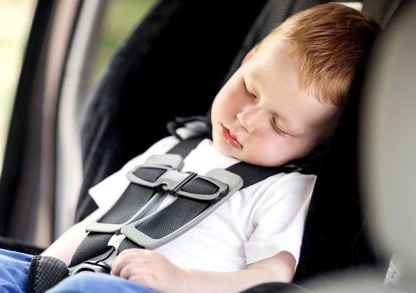 حسگری برای نجات جان کودکان جا مانده در خودرو