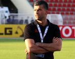 رضایی نامزد بهترین فوتبالیست آسیایی تاریخ سری A