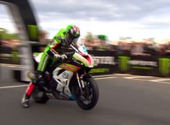 لغو کامل مسابقه موتورسواری Isle of Man TT به دلیل ویروس کرونا