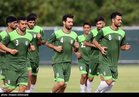 ترکیب احتمالی ایران مقابل بحرین
