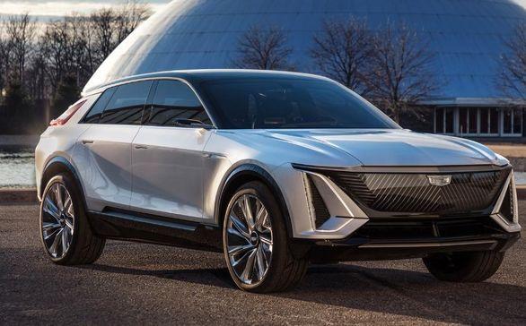 اولین اطلاعات از خودروهای برقی 2035 جنرال موتورز