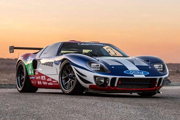 بازگشت خیره کننده فورد GT40 به آینده