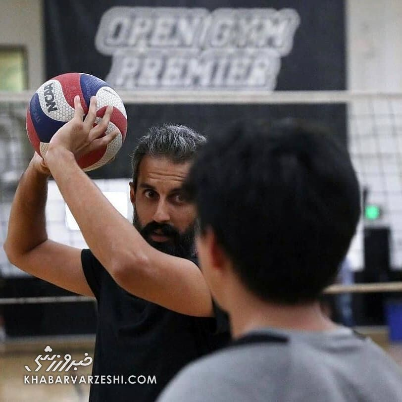 عکسهای جدید مربیگری سعید معروف در امریکا