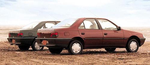 توقف تولید ۴۰۵؛ تاثیرگذارترین خودروی ایران