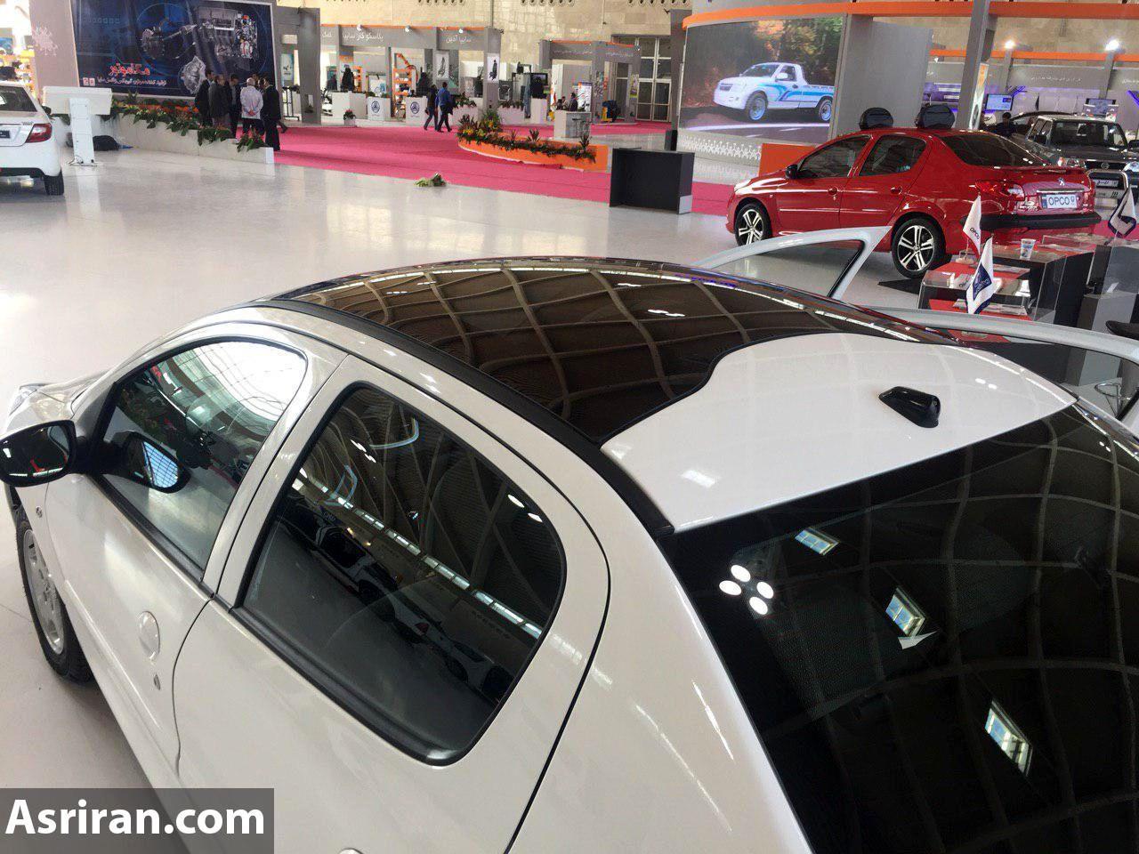 ایران خودرو: عرضه پژو ۲۰۷ پانوراما در نیمه اول سال جاری / رانا و دنا پلاس برقی می شوند (+جزئیات)