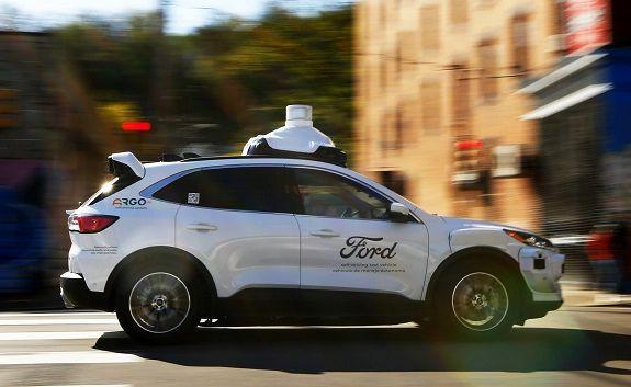 فناوری پیشرفته لیدار با برد 400 متر روی خودروی خودران