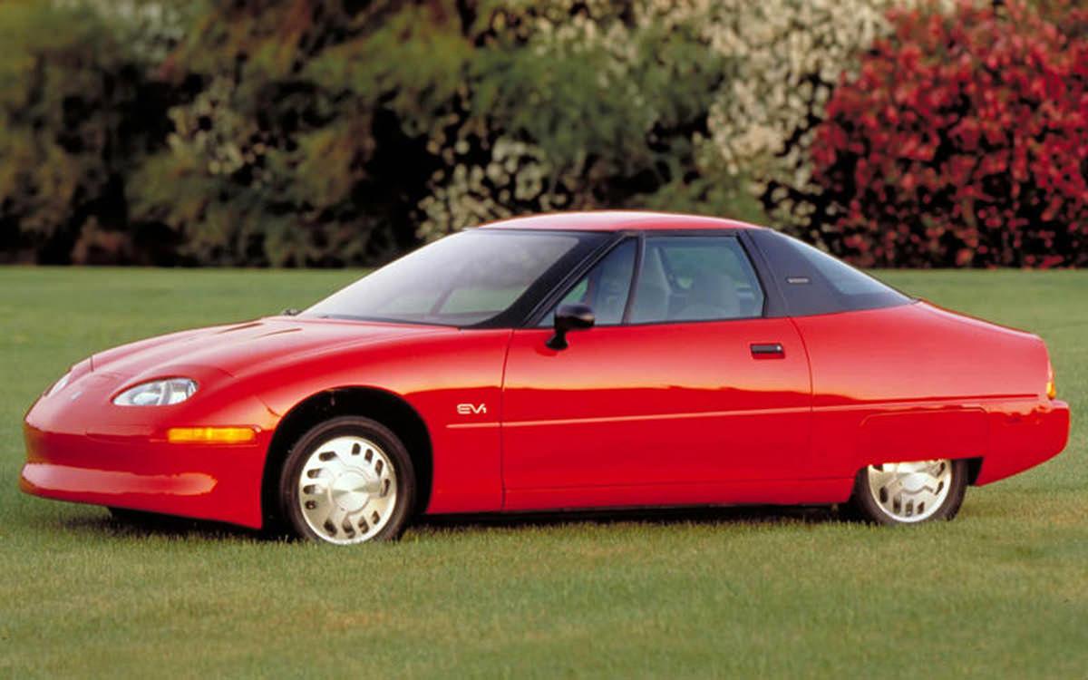 General Motors EV1 / جنرال موتورز