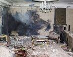 انفجار مرگبار مواد محترقه در مشهد / ترکیدن سر یک مرد + تصاویر دلخراش