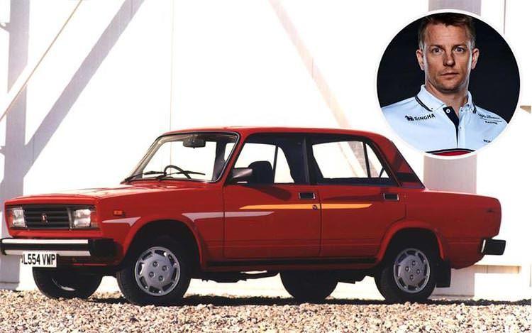 Kimi Raikkonen - Lada