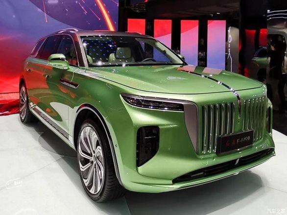 6 محصول خاص از خودروساز لوکس چینی