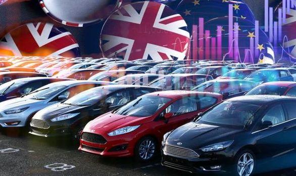 کسادی بازار خودروهای دست دوم در انگلیس