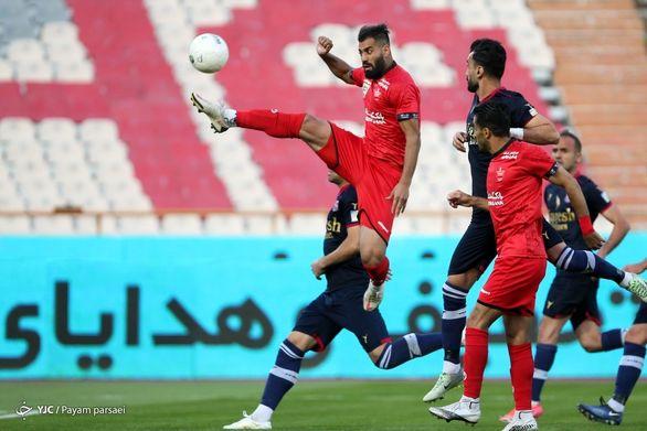 مدافع پرسپولیس اولین خرید تیم قطری