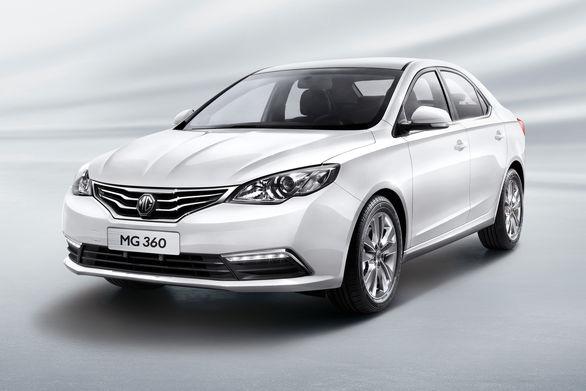قیمت انواع خودرو ام جی 360 توربو در بازار + جدول
