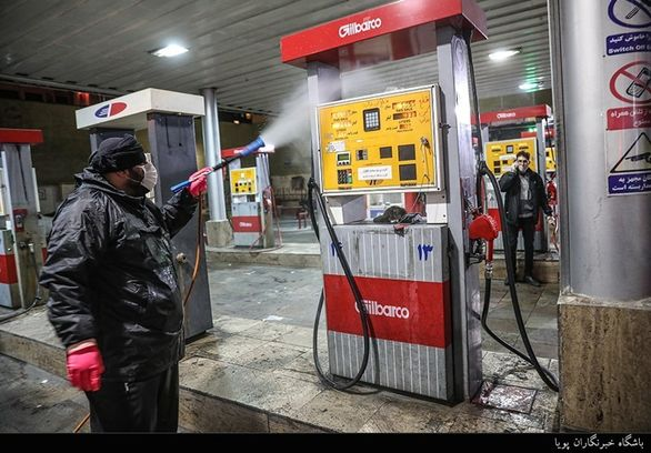 7 نکته برای آلوده نشدن به ویروس کرونا در پمپ بنزین