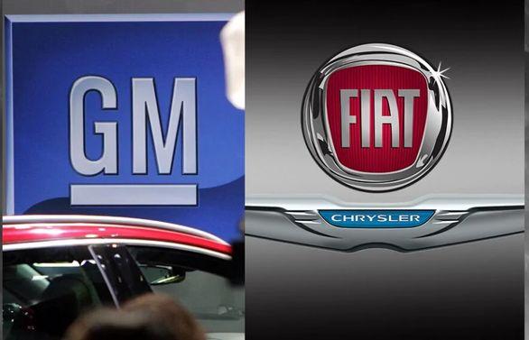 داستان شکایت جنرال موتورز از فیات کرایسلر