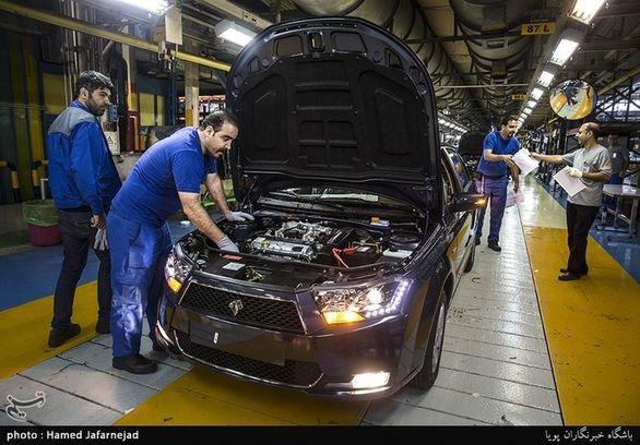 تعداد خودرو تولید و عرضه شده ایران خودرو در 6 ماه اول 99