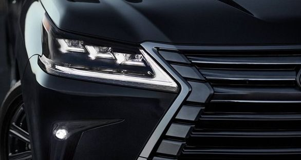 لکسوس LX570 مدل 2021 رونمایی شد