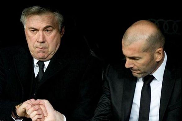 استاد جانشین شاگرد خود در رئال مادرید شد