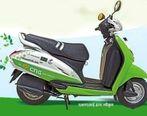 موتورسیکلت گازسوز هم در راه است