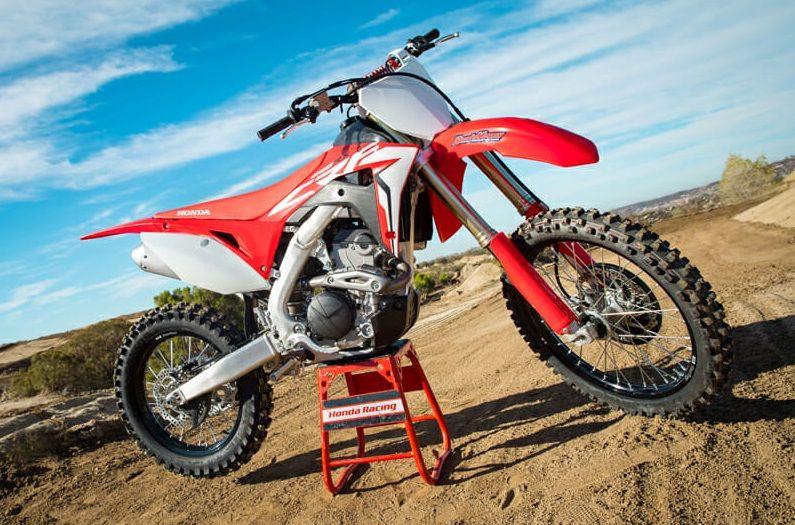 همه چیز درباره موتورسیکلت هوندا CRF250RX