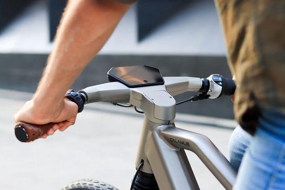 دوچرخه Calamus با سیستم تشخیص نقاط کور (فیلم)