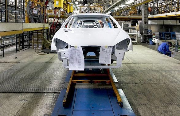 درآمد 100 هزار میلیارد تومانی خودروسازان