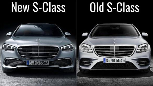 مقایسه نسل جدید و قدیم مرسدس بنز S کلاس