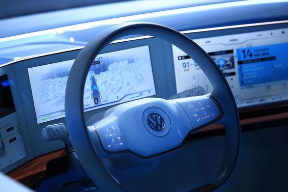 فولکس واگن در فکر توسعه اولین سیستم عامل انحصاری خودرو
