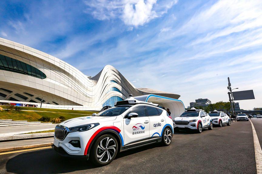 راه اندازی تاکسی رباتیک در چین