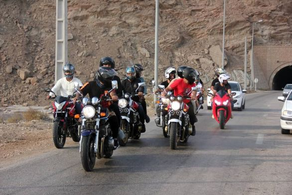 کرونا تورهای موتورسواری را لغو کرد