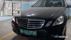 خودرو مرموز کنسولگری عربستان در استانبول پیدا شد + عکس